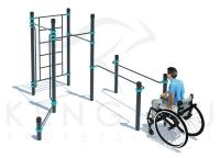 Спортивная площадка для инвалидов LITE