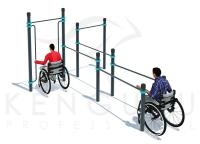 Спортивная площадка для инвалидов NEW