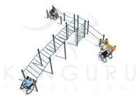 Спортивная площадка для инвалидов MEGA