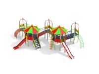 Детский игровой комплекс Тибет Высокий