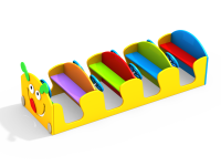 Игровой модуль-паровозик Добрая улитка