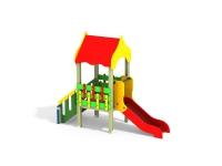Детский игровой комплекс Околица