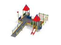 Детский игровой комплекс Маленькая страна