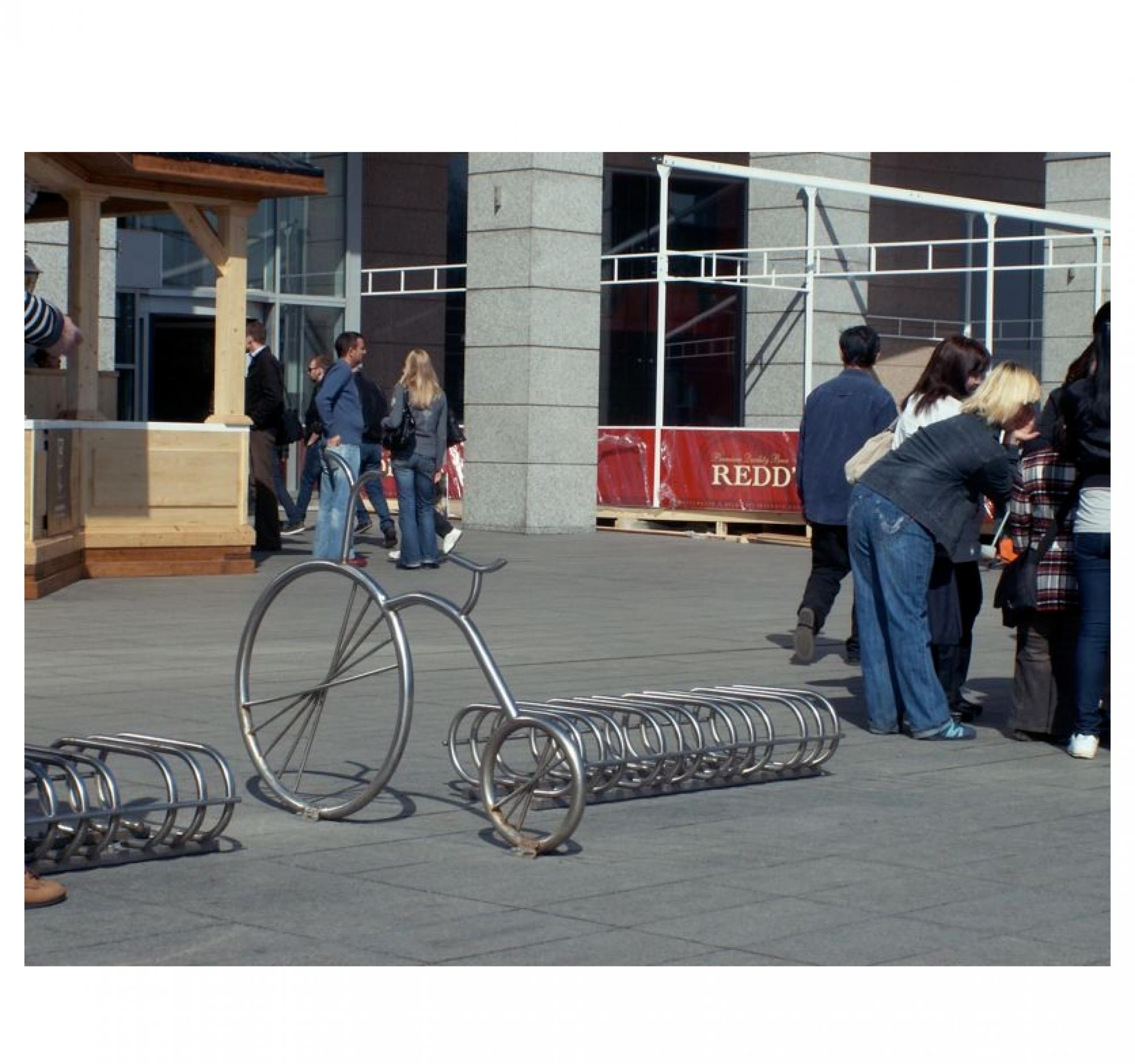 Велопарковка ВП-18 Бизнес