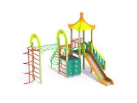 Детский игровой комплекс Рукоход Пагода