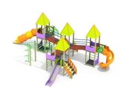 Детский игровой комплекс Аквапарк