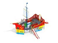 Детский игровой комплекс Шхуна