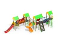 Детский игровой комплекс Детский квартал