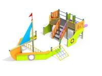 Детский игровой комплекс Яхта