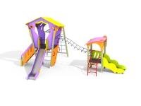 Детский игровой комплекс Театр