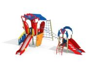 Детский игровой комплекс Автобот Дести