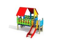 Детский игровой комплекс Мини дворик