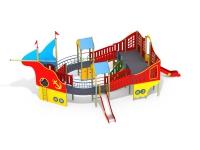 Детский игровой комплекс Баркас