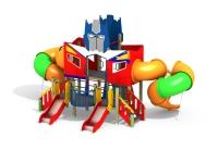 Детский игровой комплекс Автобот Авти