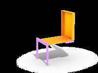 Мольберт - стол 1 шт.