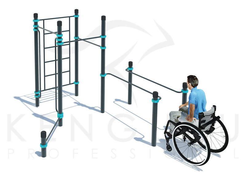 P-015. Спортивная площадка для инвалидов LITE