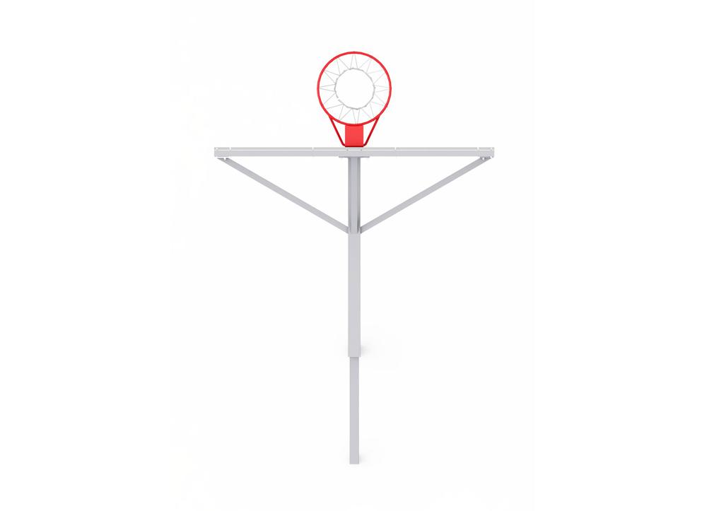 Баскетбольная стойка D 412