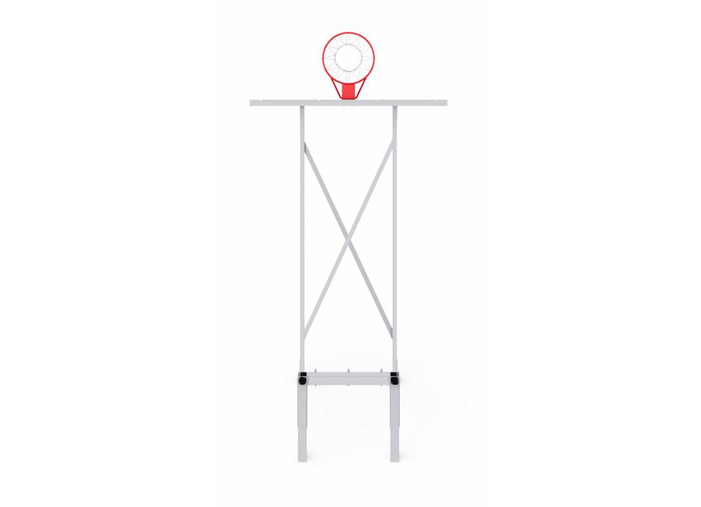 Баскетбольная стойка D 413