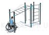 P-012. Мини спортивная площадка для инвалидов.