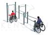P-016. Спортивная площадка для инвалидов NEW