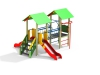 Детский игровой комплекс Веселый мостик