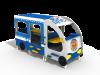 Игровая мебель Автобус ДПС