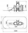 Детский игровой комплекс Космический диспетчер