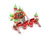 Детский игровой комплекс замок Кремель