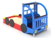 Песочница‑машинка