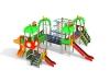Детский игровой комплекс Зоопарк большой