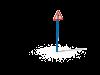 Знак Примыкание второстепенной дороги