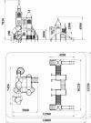 Детский игровой комплекс Замок Золушки
